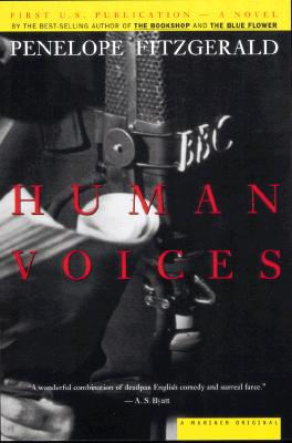 Human Voices - Fitzgerald, Penelope