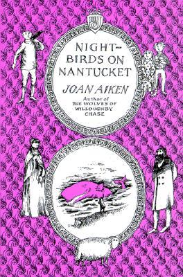Nightbirds on Nantucket - Aiken, Joan