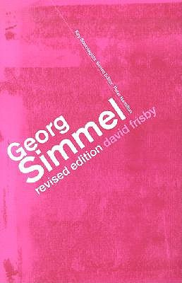 Georg Simmel - Frisby, David, and Hamilton, Peter (Foreword by)