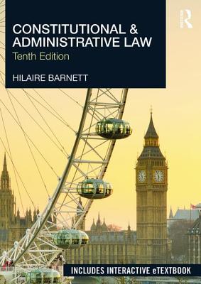 Constitutional & Administrative Law - Barnett, Hilaire