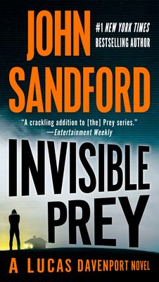 Invisible Prey - Sandford, John