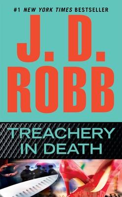 Treachery in Death - Robb, J D
