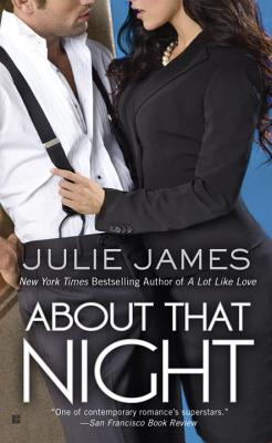 About That Night - James, Julie
