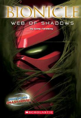 Web of Shadows - Farshtey, Greg