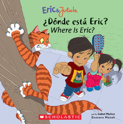 Donde Esta Eric?/Where Is Eric? - Munoz, Isabel