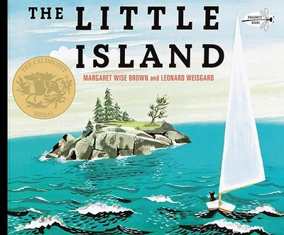 The Little Island - Brown, Margaret Wise, and MacDonald, Golden Brown