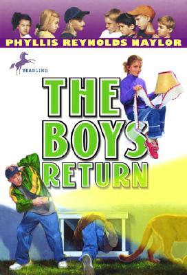 The Boys Return - Naylor, Phyllis Reynolds