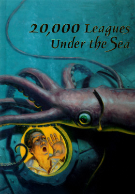 20,000 Leagues Under the Sea - Verne, Jules, and Bonner, Anthony (Translated by)
