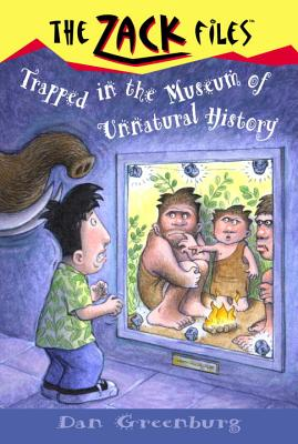 Trapped in the Museum of Unnatural History - Greenburg, Dan