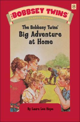 The Bobbsey Twins' Big Adventure at Home - Hope, Laura Lee