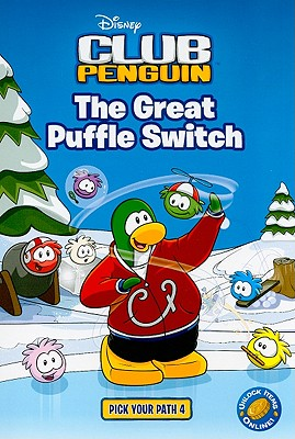 The Great Puffle Switch - West, Tracey
