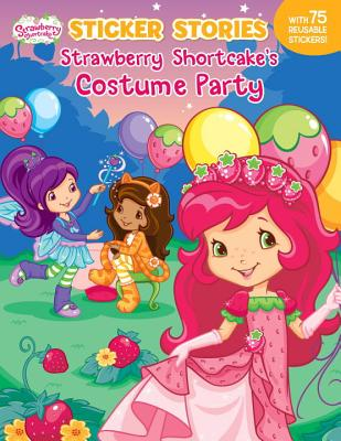 Strawberry Shortcake's Costume Party -