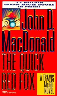 Quick Red Fox - MacDonald, John D