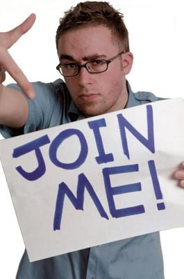 Join Me! - Wallace, Danny