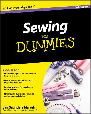 Sewing for Dummies - Maresh, Jan Saunders