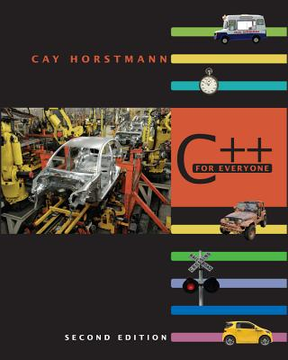 C++ for Everyone - Horstmann, Cay S