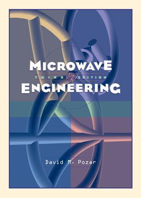 Microwave Engineering - Pozar, David M
