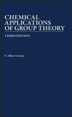 Chemical Applications of Group Theory - Cotton, F Albert