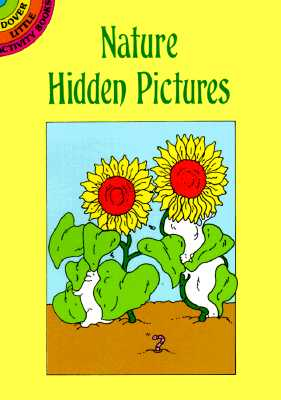 Nature Hidden Pictures - Ross, Suzanne, and Activity Books