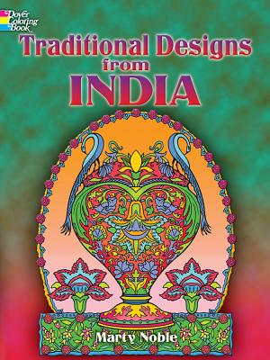 Traditional Designs from India - Noble, Marty