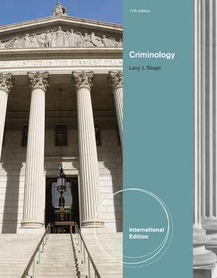 Criminology - Siegel, Larry