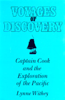 Voyages of Discovery - Withey, Lynne