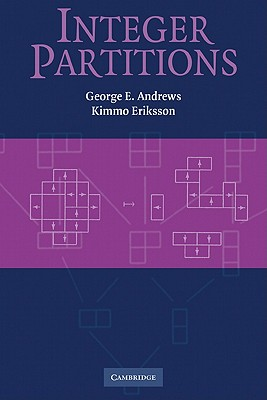 Integer Partitions - Andrews, George E, and Eriksson, Kimmo