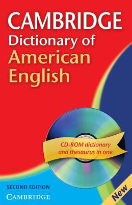 Cambridge Dictionary of American English - Cambridge University Press (Creator)