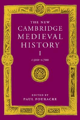 The New Cambridge Medieval History 8 Vol. Set - Fouracre, Paul (Editor), and McKitterick, Rosamond (Editor), and Reuter, Timothy, Professor (Editor)