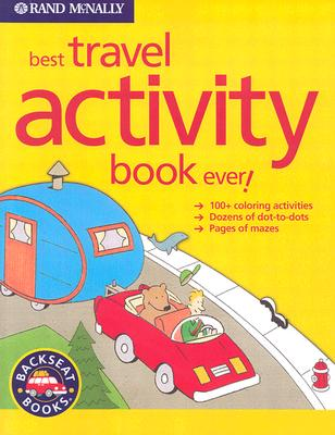 Best Travel Activity Book Ever, AA - Rand McNally