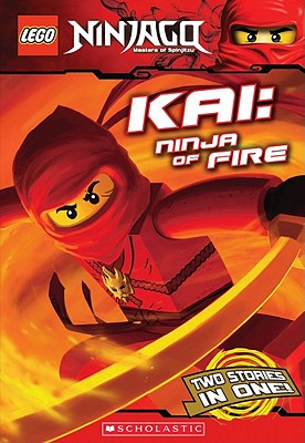 Kai: Ninja of Fire - Farshtey, Greg