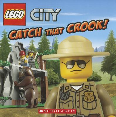 Lego City: Catch That Crook! - Steele, Michael Anthony