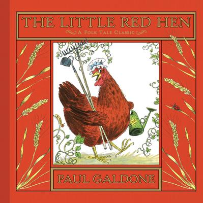 The Little Red Hen - Galdone, Paul