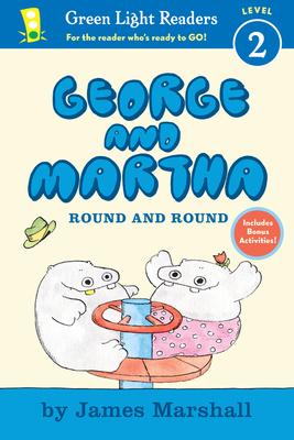 George and Martha: Round and Round - Marshall, James
