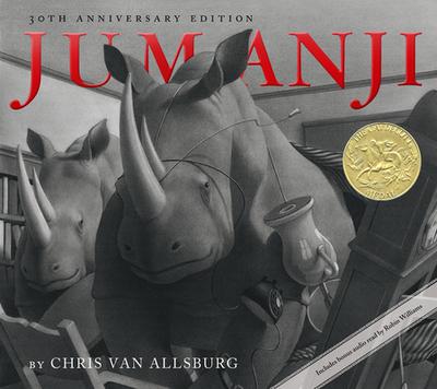 Jumanji 30th Anniversary Edition - Van Allsburg, Chris