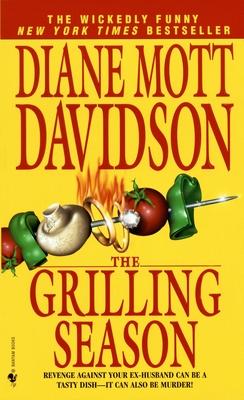The Grilling Season - Davidson, Diane Mott