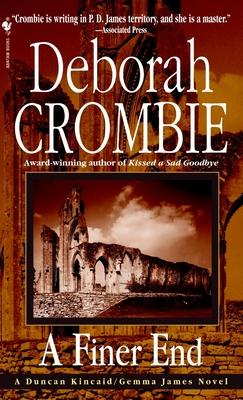 A Finer End - Crombie, Deborah