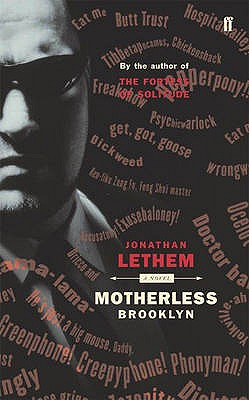 Motherless Brooklyn - Lethem, Jonathan