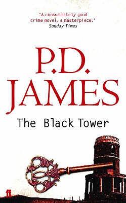 The Black Tower - James, P. D.
