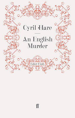 An English Murder - Hare, Cyril