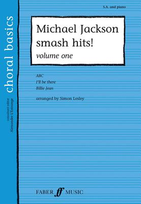 Michael Jackson Smash Hits! Volume One - L'Estrange, Alexander (Editor), and Lesley, Simon