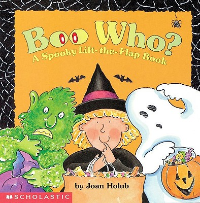 Boo Who? a Spooky Lift-The-Flap Book -