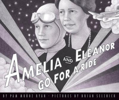 Amelia and Eleanor Go for a Ride - Ryan, Pam Munoz
