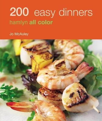 200 Easy Dinners - McAuley, Jo