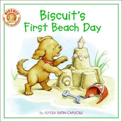 Biscuit's First Beach Day - Capucilli, Alyssa Satin