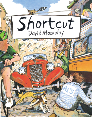 Shortcut - Macaulay, David