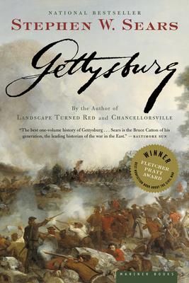 Gettysburg - Sears, Stephen W