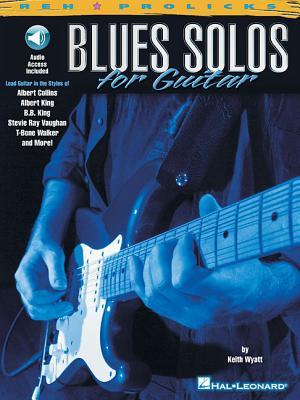 Blues Solos for Guitar - Wyatt, Keith (Composer)