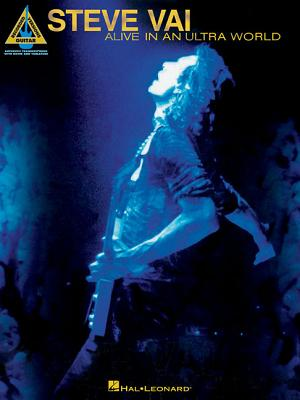 Steve Vai - Alive in an Ultra World - Vai, Steve