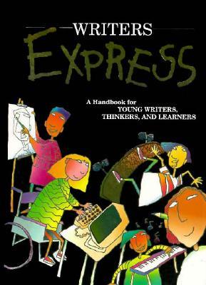 Great Source Writer's Express: Hardcover Student Handbook 1995 - Kemper, Dave, and Sebranek, Patrick, and Nathan, Ruth
